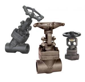 China forged steel  globe valve on sale
