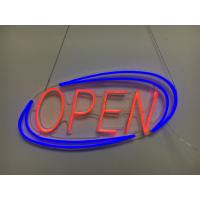 """Buy cheap Open Sign LED Neon Sign for Business Displays: LED Neon Light Sign 19.7"""" x 10.8 from wholesalers"""