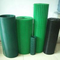 China PVC coated welded wire mesh used for outdoor safety barriers in gardens wholesale