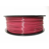 China Filament de 35 des couleurs 3D ABS d'imprimante, filament universel de l'imprimante 3D de 1.75mm 3mm wholesale