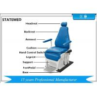 China 360° Railing Adjusting Scope Electrical ENT Examination Chair With Over 150mm Shifting Scope Of Cushion wholesale