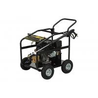 China 4.8 GPM / 18 LPM Gasoline Portable Pressure Washer E With Four Wheels wholesale