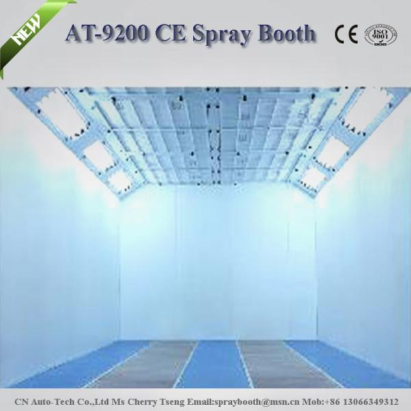 garage paint booth design images