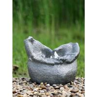 50 X 37 X 41 cm Granite Cast Stone Outdoor Water Fountains For Home