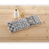 China Heat Insulation Subway Wall Tile Matt Surface ,  Straight Edge Ceramic Subway TileIndoor Application wholesale