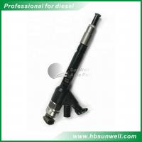 China Original/Aftermarket High quality Diesel Engine parts Denso common rail Fuel Injector 095000-6791 on sale