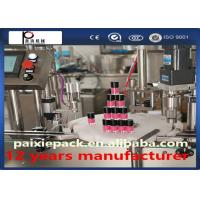 China Ce Standard Nail Polish Filling Machine For  Make Up Products wholesale