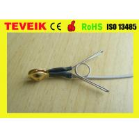 China DIN1.5 Socket EEG Cable 1 M Length Gold Plated Copper With One Year Warranty wholesale