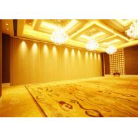China Movable Folding Partition Walls , Movable Walls for Banquet Hall wholesale