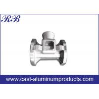 China Aluminum Alloy Machinery Parts Cast Aluminum Products Sand Casting Process wholesale