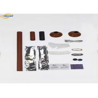 China NRSY - 3 / 1 Heat Shrinkable Termination Kits For Oil Refinery Red Color 11kV wholesale