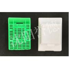 China Large Size Tissue Processing Cassettes , Green Pathology Cassette Design Reasonable wholesale
