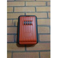 4 Pin Coded Outdoor Key Safe Box padlock Wall Mounted Rust Proof
