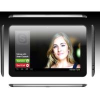 China Waterproof Handheld 4G Lte Tablets , 10.1 inch Black Android Tablet wholesale