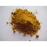 Buy cheap Iron oxide pigments yellow from wholesalers