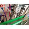 China Stainless Steel Aerosol Spray Filling Machine , Fragrance Perfume filling machine wholesale