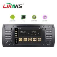 32 GB Bmw X5 E53 Dvd Player , Built - In 3G WIFI Car Stereo Dvd Player