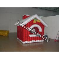 China Christmas Decoration Inflatable House / Inflatable Model For Home Furnishing wholesale