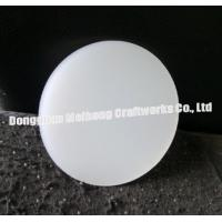 China round shape plastic acryic light diffuser plate / sheet for lighting on sale