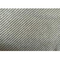 China Various Types Certified Wool Striped Fabric Wool Mix Fabric OEM Welcome wholesale