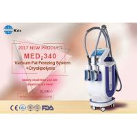 Cellulite Reduction / Body Tightening Cryolipolysis Machine For Beauty Salon