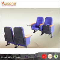 China Comfortable Fabric Lecture Hall Chair/Auditorium Seating Cinema Chairs on sale