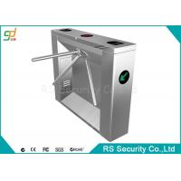 China Outdoor Automatic Tripod Turnstiles Bi-direction Entrance Security Gate on sale