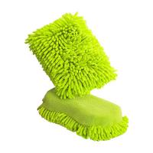 China Car Cleaning Microfiber Cloths Sponge , Microfiber Polishing Cloth wholesale
