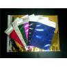"China Quad Seal Aluminum Foil Envelopes 4""X8"" #000 wholesale"