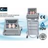 Vertical HIFU Machine , Skin Treatment Equipment 15 inches Touch screen