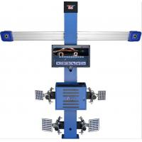 High Accuracy Computerized Wheel Aligner , Four Wheel Drive Alignment Equipment