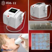 """China 8.4"""" Colorized Touch Screen Portable Fractional RF Microneedle Beauty Machine Salon Use wholesale"""