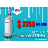 China Painless non-invasive1800 W IPL beauty equipment for hair removal / IPL beauty machine for hair reduction wholesale