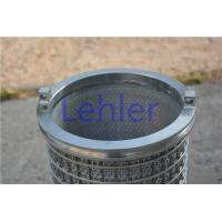 China Pulp And Paper Wire Strainer Basket Second Stage Large Open Area Energy - Saving wholesale