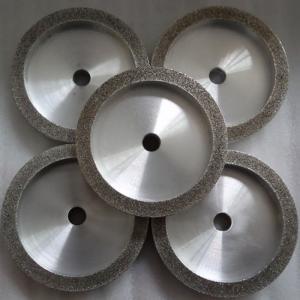 China electroplated diamond grinding wheel wholesale