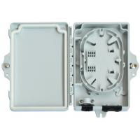 China HSGZTPS-2 Fiber Distribution Box , Indoor Ftth Distribution Terminal Box on sale