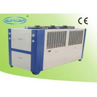 China 380v 50hz 3ph Air Cooled Water Chiller Electrical Air Conditioner Chiller wholesale