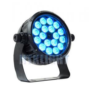 Buy cheap RGBWA + UV 6 In1 18 X 12Watt LED Wall Washer Lights High Brightness from wholesalers