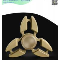 hottest metal  Tri-Spinner Hand Spinner toy