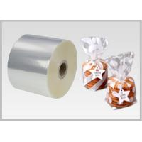 China Biodegradable Wrap Pla Plastic Film Rolls 100% Healthy And Compostable on sale