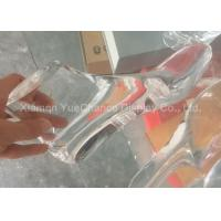 China Normal Size Fiberglass Mannequin Torso Custom Clear Resin Foot Mannequin wholesale