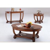 China SOLID WOOD COFFEE TABLE SETS wholesale