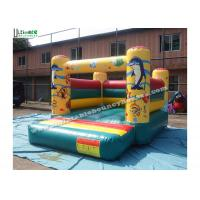 China Customize Durable Small Inflatable Bounce Houses in Sea World Theme wholesale