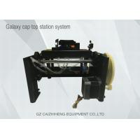 China 2 cap top ink stack high quality Galaxy automatic lifting ink cleaning station wholesale