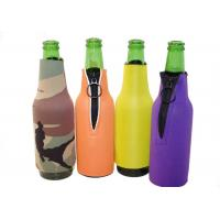 China Heat Preservation Single Can Cooler Bag Multi Color 3mm - 4mm Thickness on sale