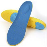China Sports Memory Foam Insoles Orthotic Shoe Pads wholesale