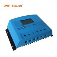 Buy cheap FCC / CE Solar Charger Controller 60A for solar power system PWM or MPPT from wholesalers