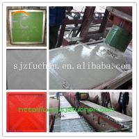 China ceiling tiles making machine on sale