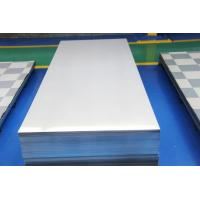 China High Performance Titanium Sheet Cold - Rolled / Hot - Rolled Processing Type on sale