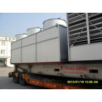 China High Efficiency Industrial Cooling Tower , Square Type Cooling Tower For Pharmaceutical wholesale